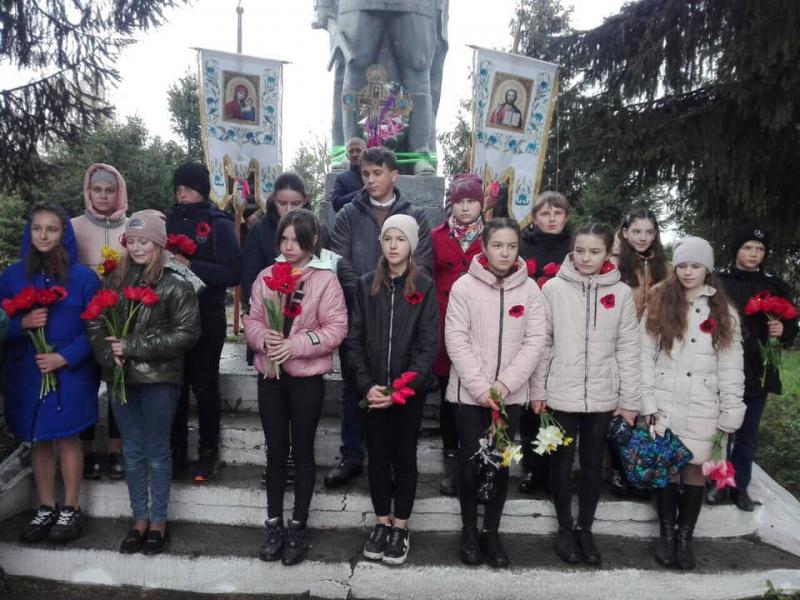 У Ківерцях вшанували подвиг героїв Другої світової війни