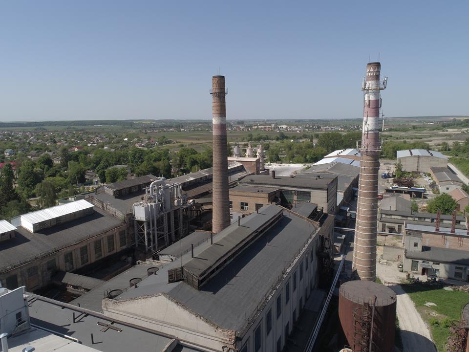 У Луцькраді стверджують, що Гнідавський цукровий завод спричиняє сморід у Луцьку