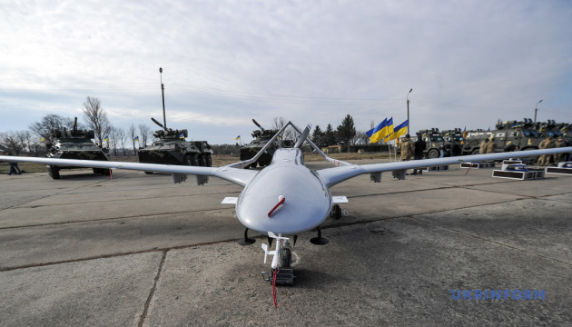 Українські ВМС цьогоріч отримають перший турецький безпілотник