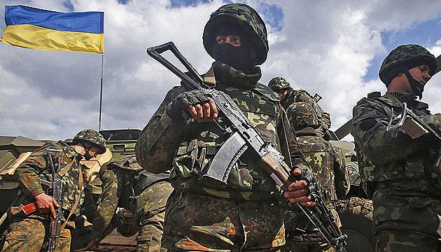 Окупанти відкривали вогонь по позиціях ЗСУ