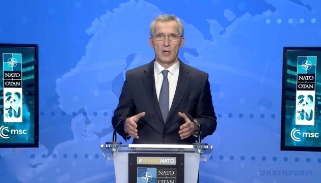 НАТО розгорнуло додаткові сили через військову агресію РФ проти країн-сусідів