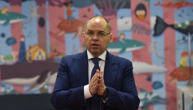 Степанов заявив, що Україна вийшла з третьої хвилі пандемії
