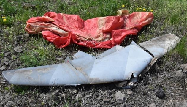 Українські військові збили безпілотники окупантів