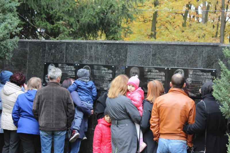 У Ківерцівській громаді представники влади відвідали матерів загиблих Героїв