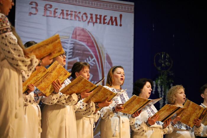 Відбувся етнофестиваль «Великдень у Луцьку»