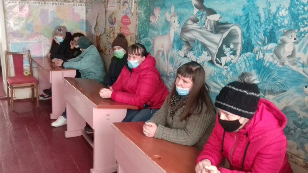 Жителі села на Волині не проти закриття школи та дитсадка