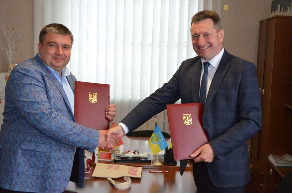 Рожищенська міськрада та Волинський національний університет підписали Меморандум про співпрацю
