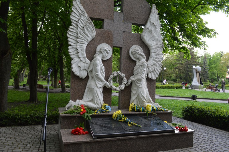 Ковельчани вшанували пам'ять жертв політичних репресій