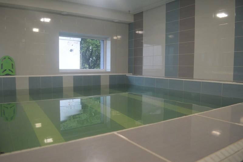 У Ковелі відкрили дитячий басейн