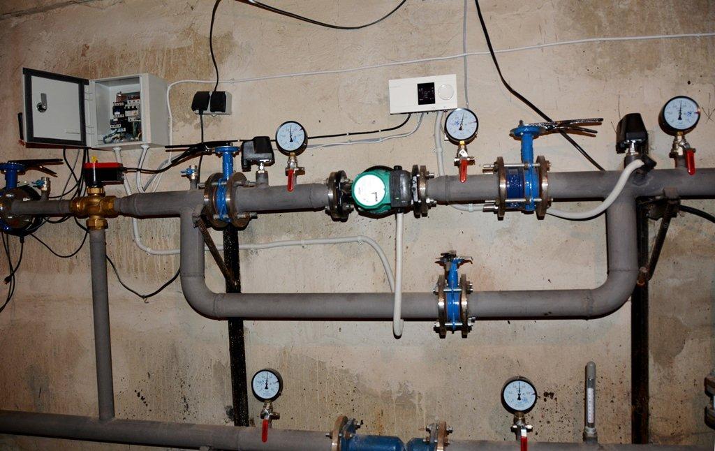 У Луцьку продовжать встановлення ІТП у багатоквартирних будинках
