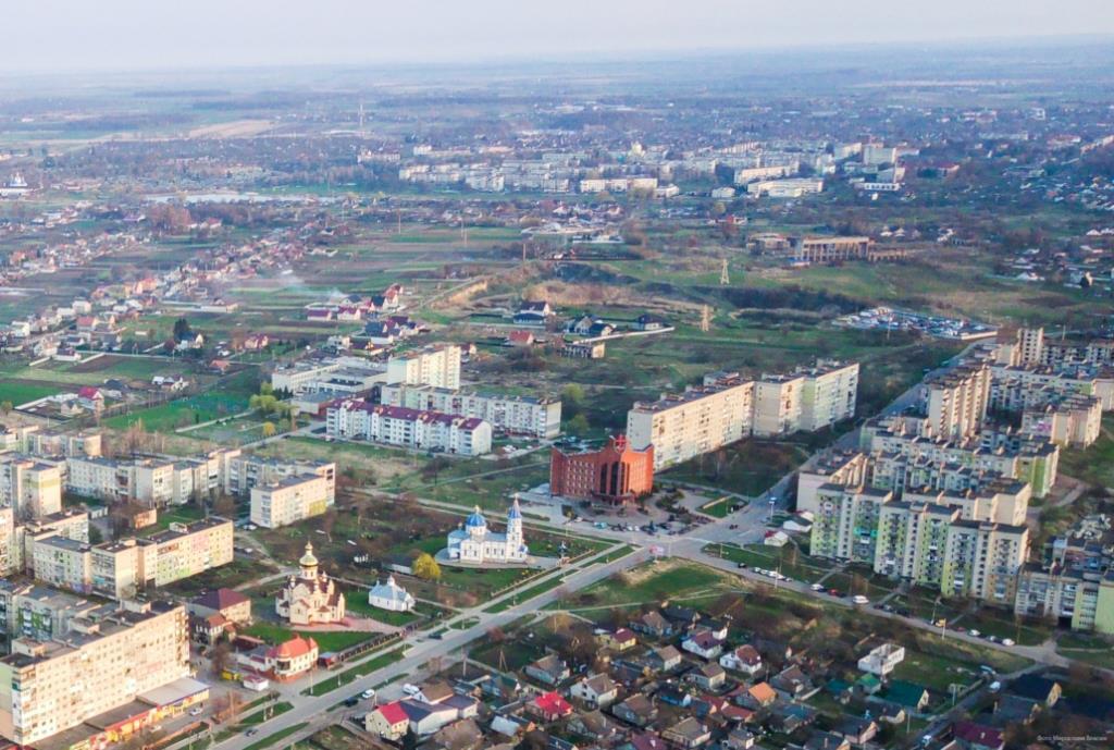 Оселі жителів 6-го мікрорайону Нововолинська обігріватимуть мінікотельнею
