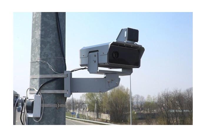 На двох вулицях Луцька встановлять камери автоматичної фіксації перевищення швидкості