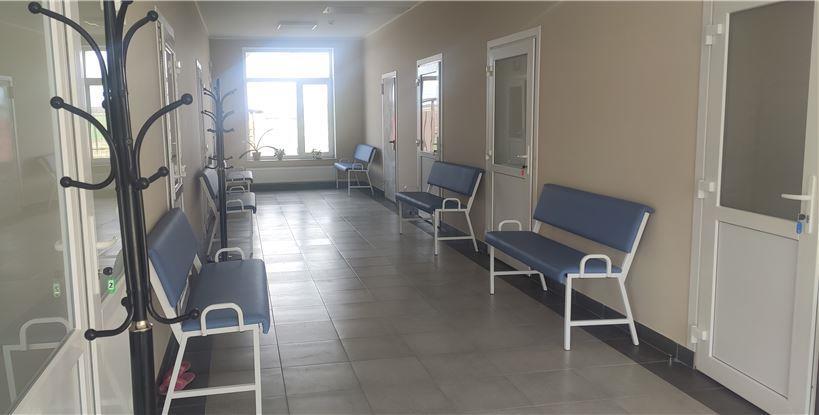 У Зимному повторно шукають орендаря новозбудованої амбулаторії