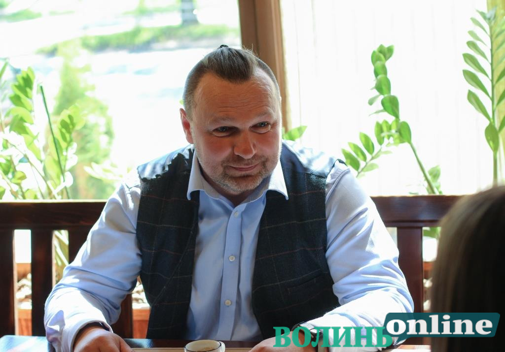 #БізнеСильні: засновник «New Industrial Solutions» Олексій Гладишев про те, як зробити бізнес ефективнішим та дрони замість ревізорів