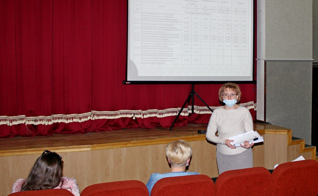 У Володимирі-Волинському розглянули проекти регуляторних актів