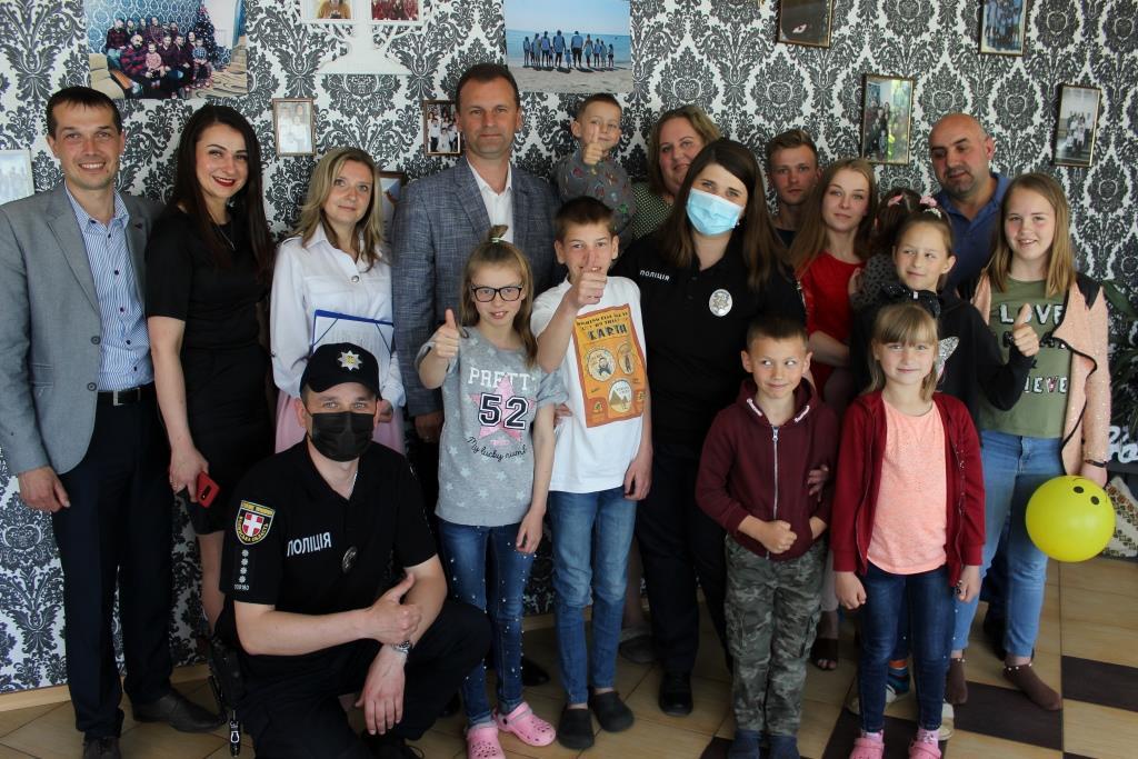 У селі Володимир-Волинської громади створили першу на Волині патронатну родину