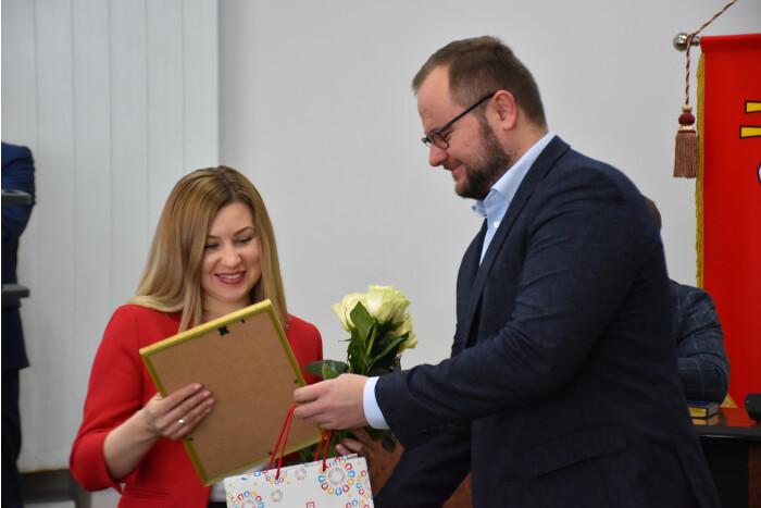 У Луцькраді вручили Подяки ЦВК та відзнаки міського голови