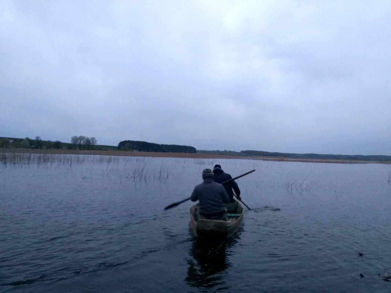 П'ять порушників та 18 браконьєрських риболовних сіток: волинські екоінспектори провели природоохоронний рейд