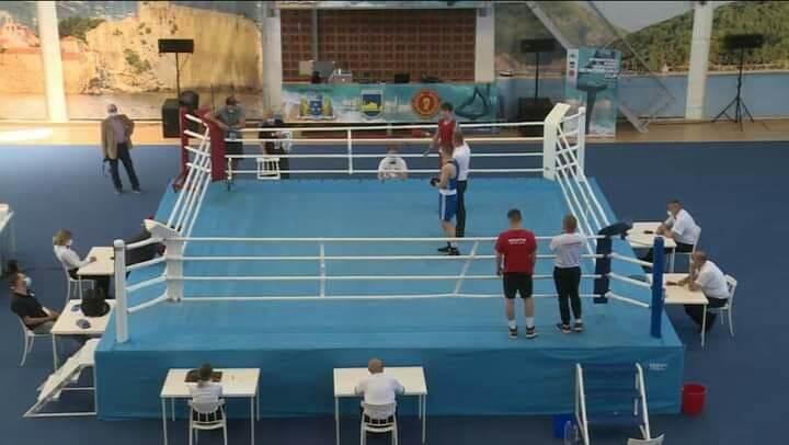 Волинянин здобув срібну медаль на турнірі з боксу в Чорногорії