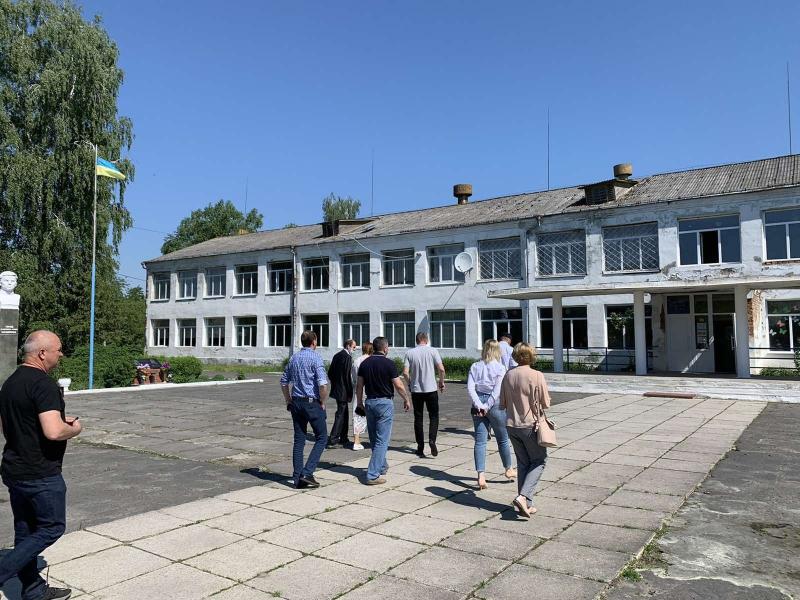 У Ківерцівській громаді термомодернізують школу