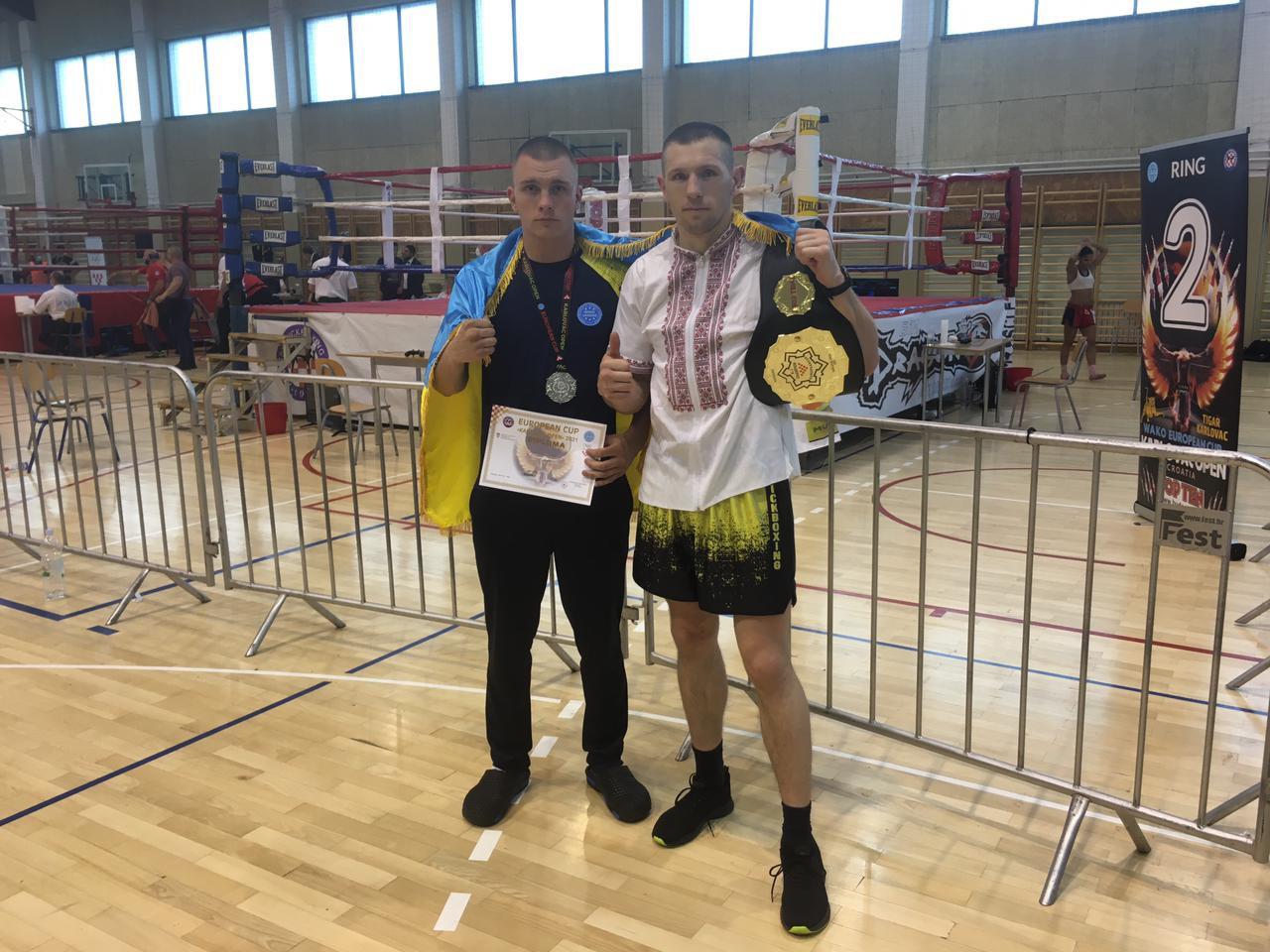 Волинянин став володарем Кубку Європи із кікбоксингу WAKO