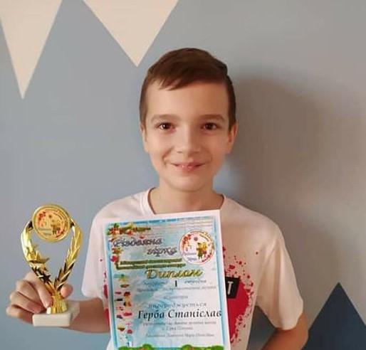 Акордеоніст з Гіркої Полонки – лауреат Міжнародних конкурсів