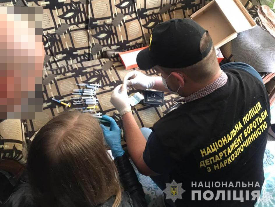 У Нововолинську затримали збувача наркотиків