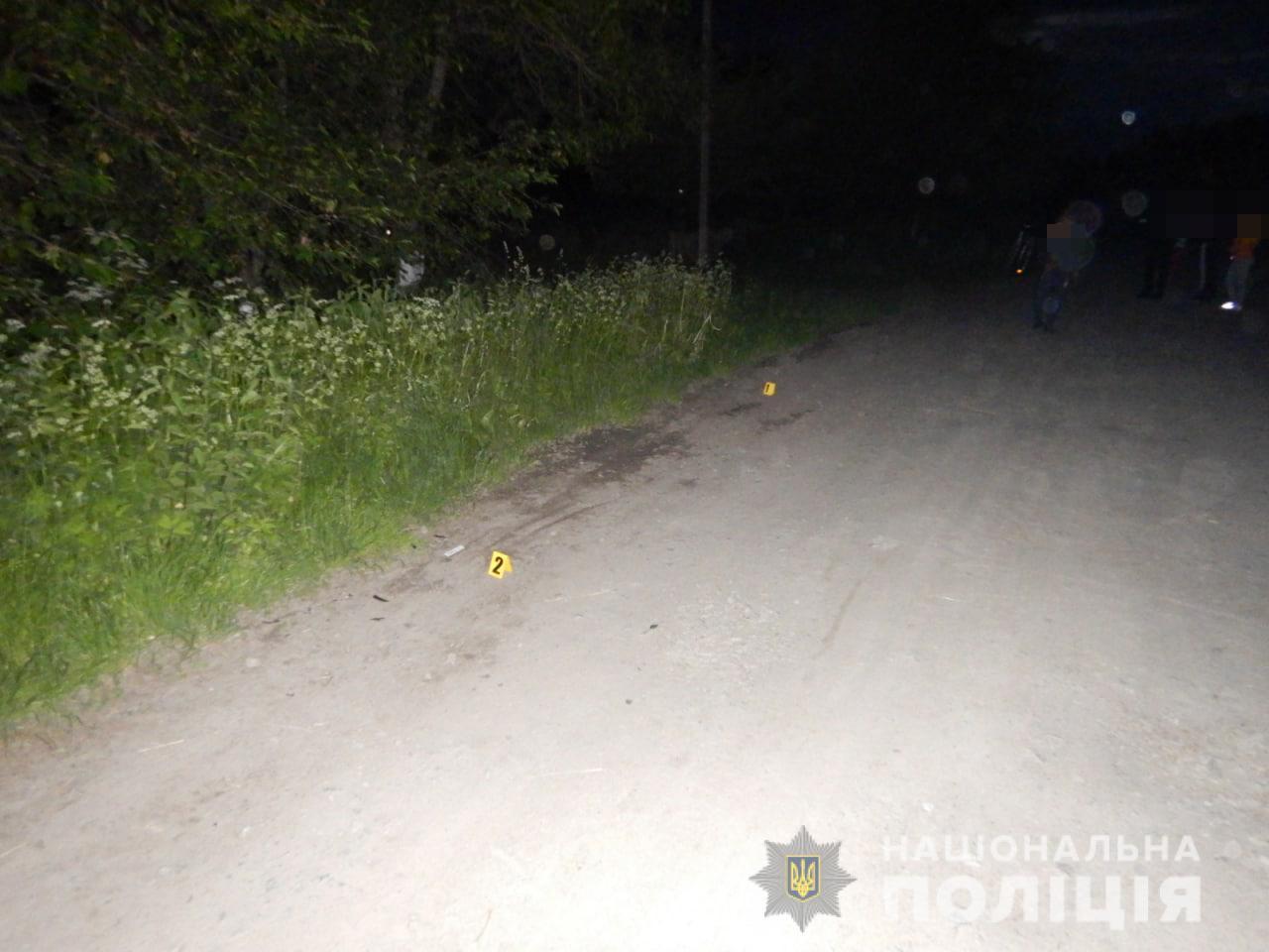У Ковельському районі керманич мопеда збив 5-річного хлопчика