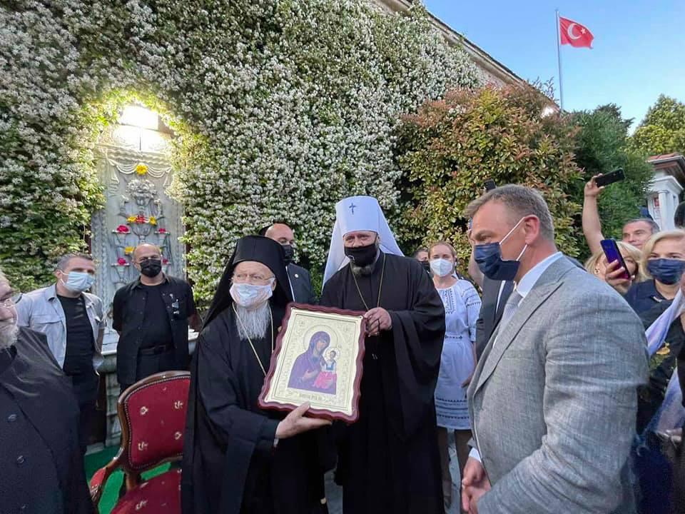 Представники духовенства та віряни з Волині здійснили паломництво до Константинополя