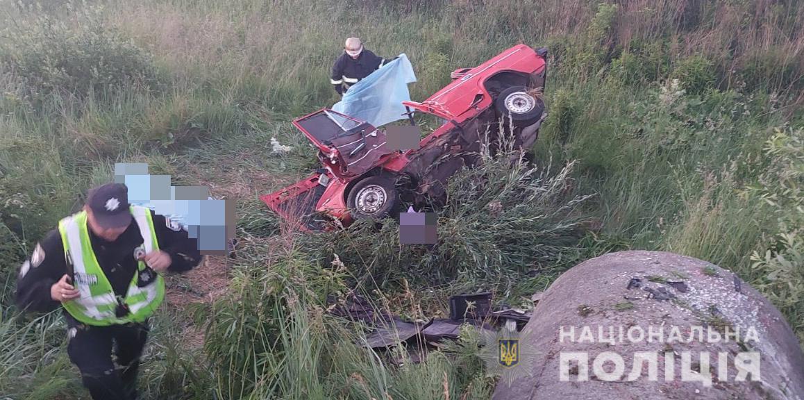 Двоє чоловіків загинуло, один – в лікарні: у Луцькому районі сталася ДТП