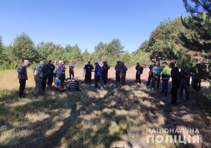 Поліцейські спільно з небайдужими розшукали 91-річного чоловіка, який зник вчора на Старовижівщині