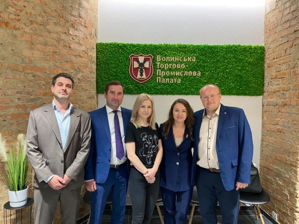 Нововолинська громада долучилася до Волинської економічної ліги