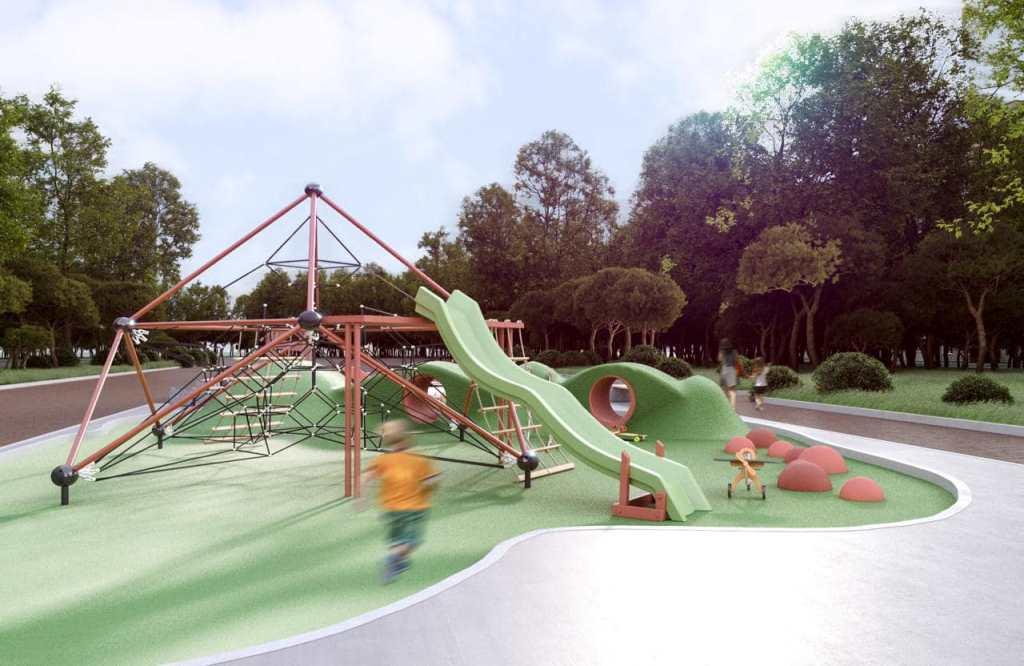 Яким буде новий урбан-парк у Луцьку