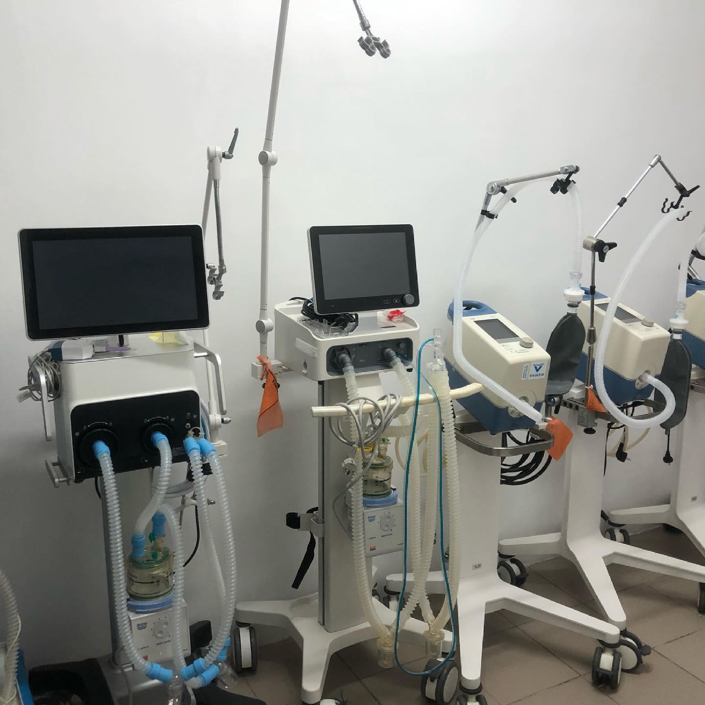 У Нововолинській центральній міській лікарні відкрили оновлене відділення анестезіології