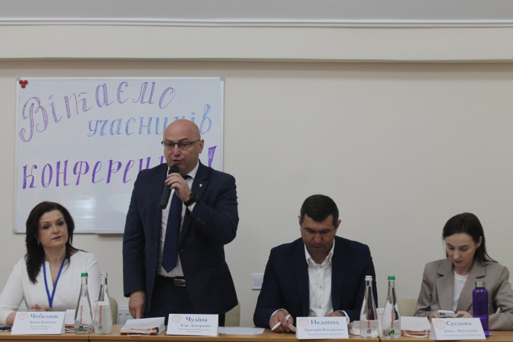 У Луцьку обмінювалися досвідом щодо впровадження системи перинатальної допомоги