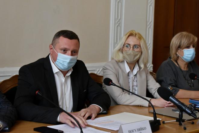 Представили нову заступницю голови Волинської ОДА