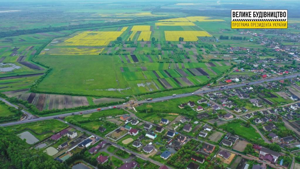 На Ковельщині триває «велике будівництво» дороги