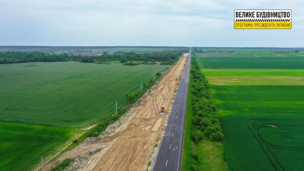 Дорогу від Ковеля до Ягодина готують до розширення