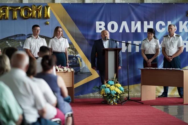 Волинських митників привітали з професійним святом