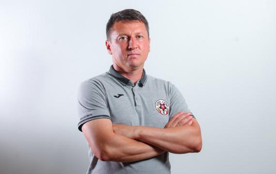 У ФК «Волинь» – новий головний тренер