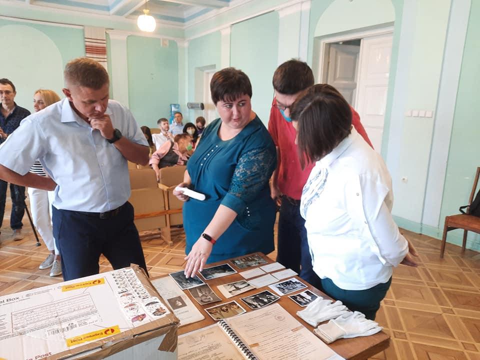 Волинський краєзнавчий музей поповнив фонди матеріалами з Австралії