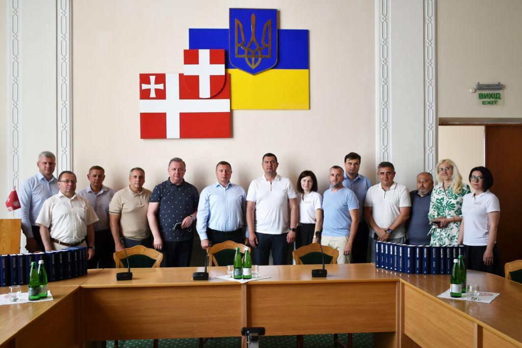 У Волиньраді презентували 14-томне зібрання творів Лесі Українки