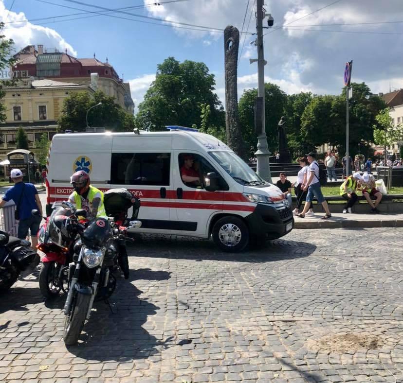 У Львові на півмарафоні помер 23-річний учасник