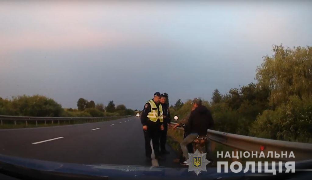 На Волині патрульні за вихідні виявили 25 нетверезих водіїв. ВІДЕО