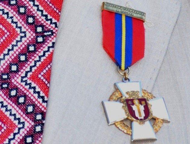 У Луцьку шукають кандидатів на присвоєння звання почесного громадянина громади