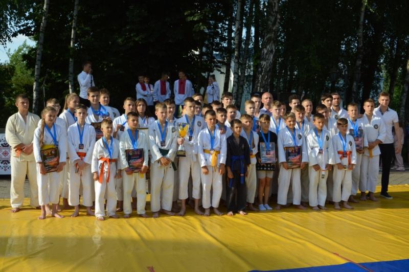 У Торчині відбулися змагання з рукопашного бою