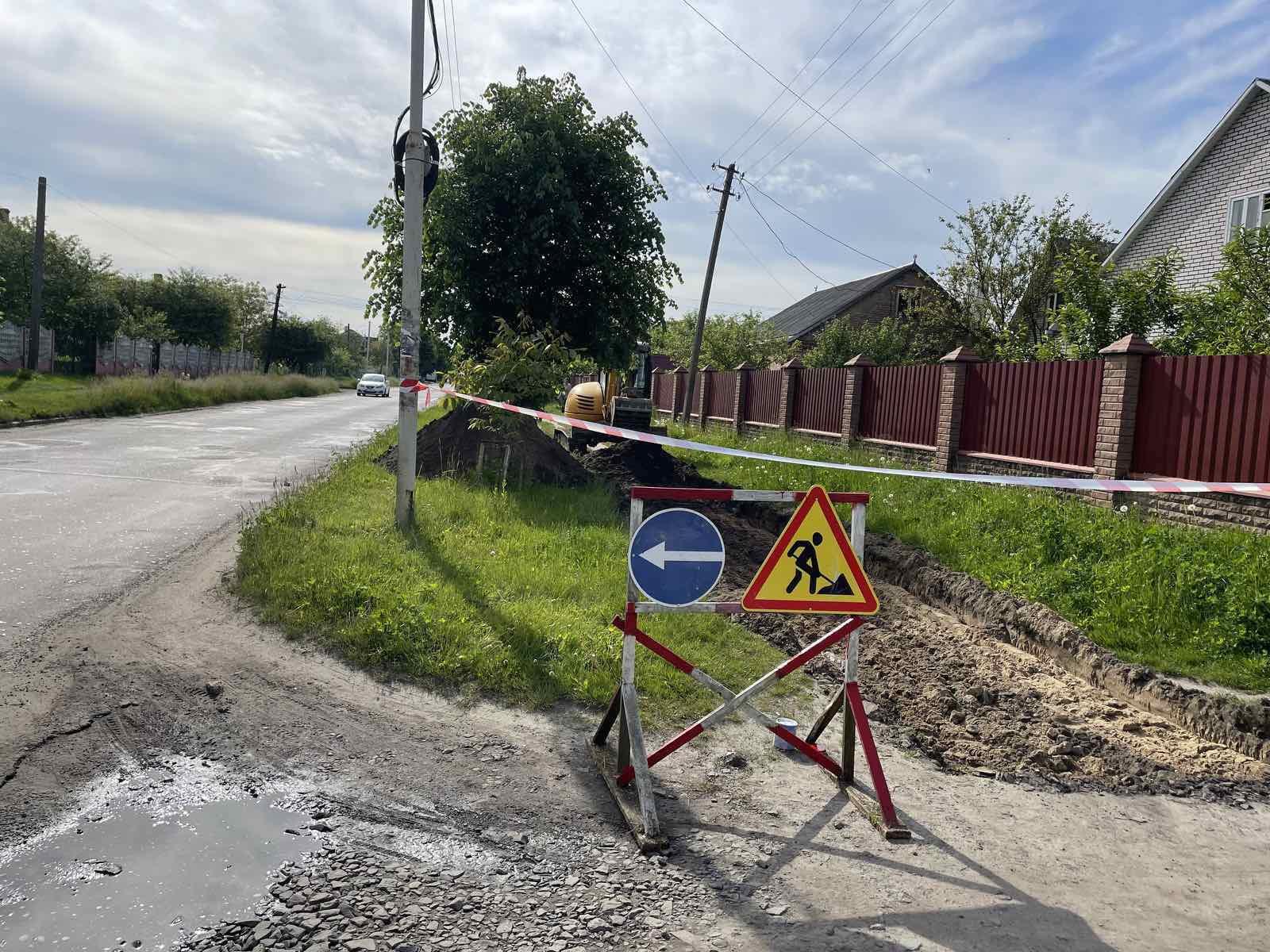 Фірма родини депутата Волиньради ремонтуватиме тротуар у Ківерцях