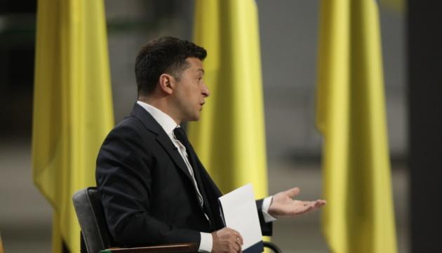 Зеленський не виключає російської військової агресії з боку Білорусі