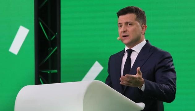 Зеленський презентував програму «Здорова Україна»