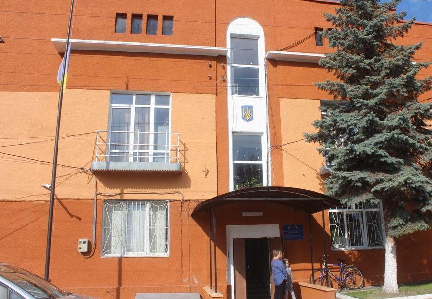 У Володимирі-Волинському капітально відремонтують адмінбудівлю поліції за понад мільйон